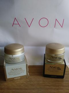 Avon Anew ultimate day and night cream