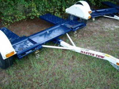 2017 master tow dolly 80thd