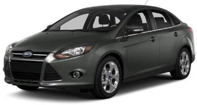 Used 2014 Ford Focus 4dr Sdn