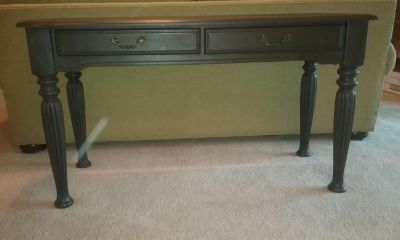Pottery Barn Style Console Table