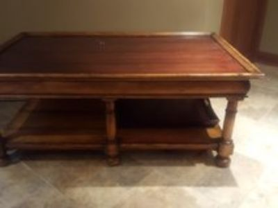 broyhill coffee table