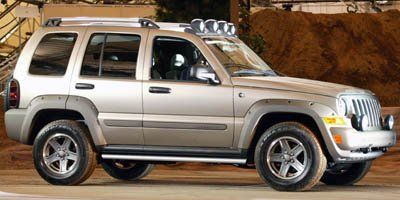 2005 Jeep Liberty Renegade (Blue)