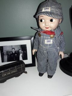 Buddy Lee doll