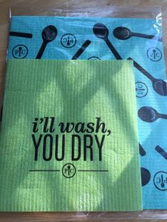 NEW Pampered Chef Cleaning Cloths