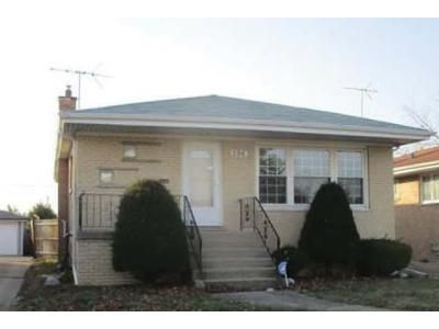 3 Bed 1.5 Bath Foreclosure Property in Calumet City, IL 60409 - Saginaw Ave