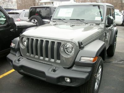2019 Jeep Wrangler Sport S (Gray Clearcoat)