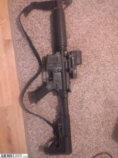 For Sale: Eagle Arms (Armalite) m15 w/ 10pmags