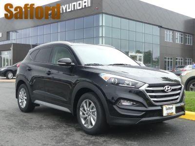 2018 Hyundai Tucson SEL Plus (Black Noir Pearl)