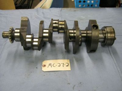 Buy Mercruiser 4.3L 1985-1992 Crankshaft, 9517A 1, 429-9517A 1, lot MC-27-2 ML60 motorcycle in Little Falls, Minnesota, United States, for US $225.00