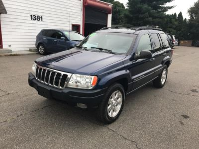 2001 Jeep Grand Cherokee Laredo (Patriot Blue Pearl)