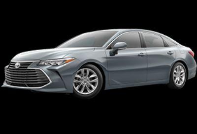 2019 Toyota Avalon XLE (Harbor Gray Metallic)