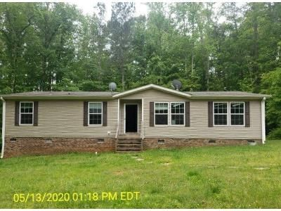 3 Bed 2 Bath Foreclosure Property in Kittrell, NC 27544 - Cannadys Mill Rd