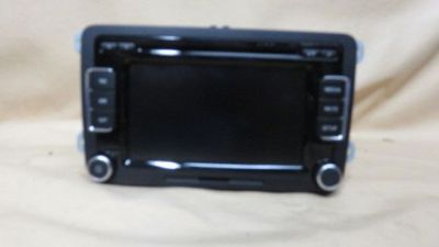 Buy VW VOLKSWAGEN CC EOS JETTA AM FM 6 CD MP3 SAT MEDIA RADIO 1K0 035 180 AC OEM motorcycle in Canoga Park, California, United States, for US $285.13