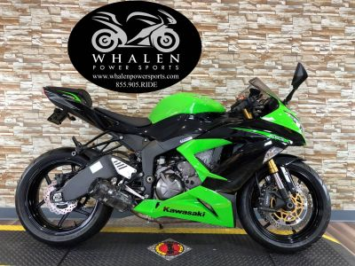 2013 Kawasaki Ninja ZX -6R ABS SuperSport Motorcycles Port Charlotte, FL