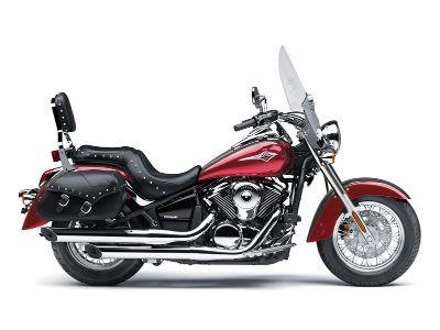 2018 Kawasaki Vulcan 900 Classic LT Cruiser Motorcycles Gaylord, MI