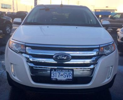 2014 Ford Edge Limited AWD DEMO SPECIALWE FINANCE EVERYBODY