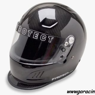 Find SA2015 Pyrotect Carbon Fiber Pro Airflow Duckbill Helmet,Hans Device ready motorcycle in Redmond, Oregon, United States, for US $799.00