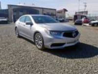 Salvage 2018 ACURA TLX TECH for Sale