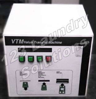 Fair Condition ESD SmartCard Deluxe VTM Value Transfer Machine 11 Gauge Steel 11-100-005 Used