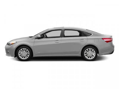 2013 Toyota Avalon Hybrid XLE Premium (Classic Silver Metallic)