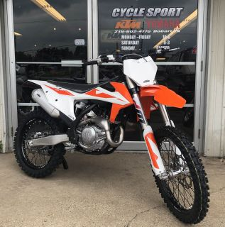 2019 KTM 450 SX-F Motocross Motorcycles Hobart, IN
