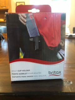 Britax stroller adult cup holder