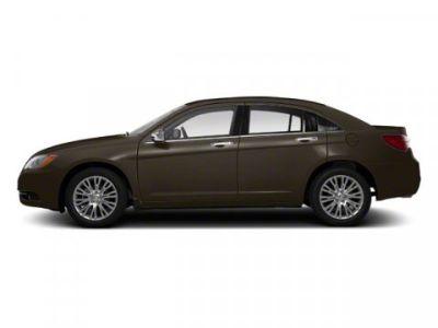 2011 Chrysler 200 Touring (Tungsten Metallic)