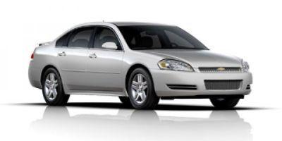 2012 Chevrolet Impala LT Fleet (Summit White)