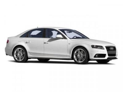 2009 Audi A4 3.2 quattro (BLACK)
