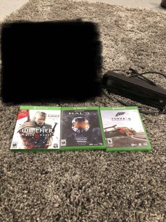 Xbox One Kinect and Games