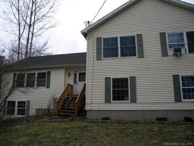 3 Bed 2 Bath Foreclosure Property in Colebrook, CT 06021 - Flagg Hill Road