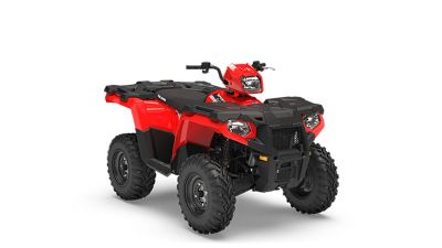 2019 Polaris Sportsman 450 H.O. EPS Utility ATVs Olive Branch, MS