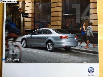 2014 Volkswagen Jetta brochure