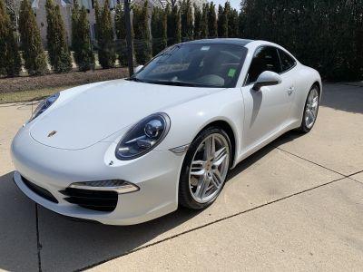 2014 Porsche 911 Carrera S - Too nice to Trade In! - 10k miles - CPO - MSRP $122k