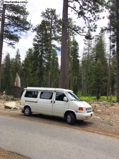 1997 Eurovan Full Camper