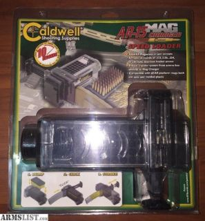 For Sale: Caldwell Magazine Charger Loader