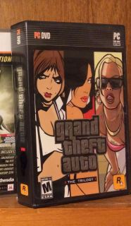Grand Theft Auto 3 + Vice City pack