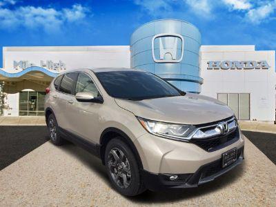 2019 Honda CR-V EX-L (Sandstorm Metallic)