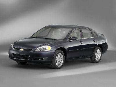 2008 Chevrolet Impala SS (White)