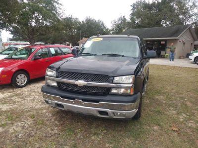 2005 Chevrolet Silverado 1500 Work Truck (Black)