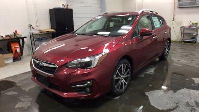 2019 Subaru Impreza (Crimson Red Pearl)