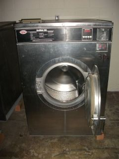 For Sale Unimac UniMat Uni-Mac 50 lb washer/ extractor used