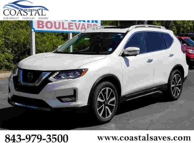 Used 2018 Nissan Rogue FWD