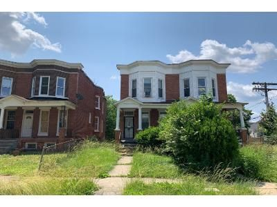 3 Bath Preforeclosure Property in Baltimore, MD 21216 - Piedmont Ave