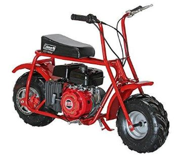 www.theit.shop - Powersports 98cc/3.0HP - 198cc/6.5HP - Coleman Gas Powered Mini Trail Bike