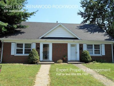 Single-family home Rental - 531 Anniston Dr