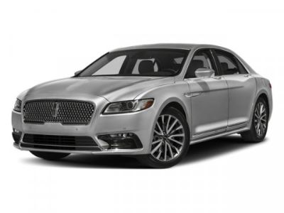 2018 Lincoln Continental Select (Blue Diamond Metallic)
