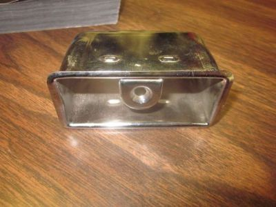 Purchase 67 Camaro Rear Quarter Ash Tray Inserts motorcycle in Houston, Texas, United States, for US $12.00