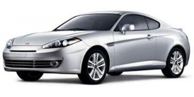 2007 Hyundai Tiburon GS (Silver)