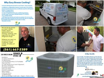 AC Experts Air Duct Cleaners (A/C Not Cooling Or Not Working Properly)